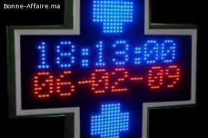 Panneaux LED pour publicité