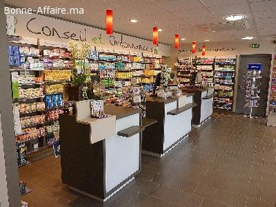Agencement de pharmacie annonces bonne for Agencement pharmacie meuble