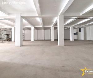 A louer – local industriel – 500 m² – Mohammedia