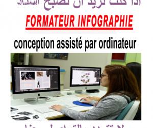 Formation pratique en infographie