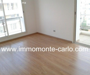 Location Appartement avec terrasse à  Prestigia Hay Riad