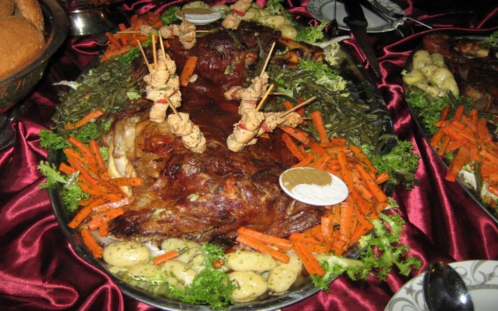 12 plats qui classent la cuisine marocaine la meilleure au - Decoration des plats en cuisine ...