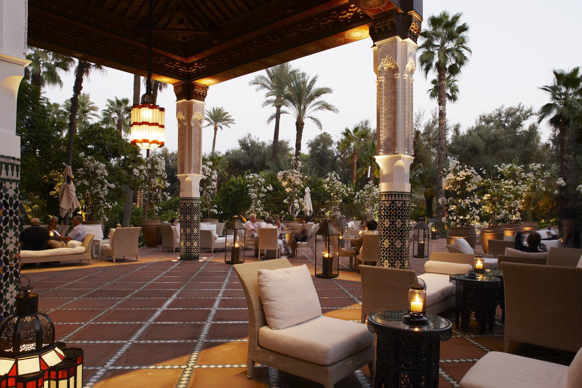 La mamounia de marrakech class e meilleur h tel du monde for Meilleur prix pour hotel