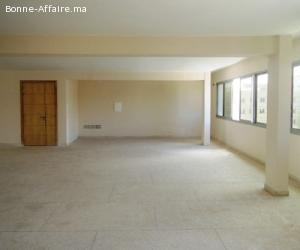2 Espaces Bureaux de 297m² sur Lotissement Lina Sidi Mâarouf