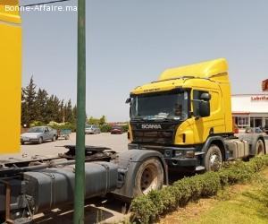 2 Scania camions à vendre  Benslimane