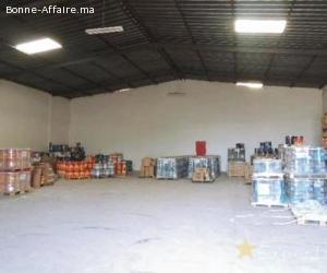 2 usines de 500 m² à Bouskoura