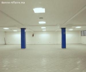 3 espaces de bureau de 65 m² à Lissasfa