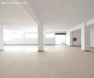 4 plateaux de bureaux-stockage de 500 m² chacun Ouled Saleh