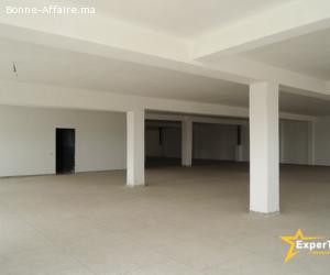 A louer — Bâtiment industriel  modulable 4.800 m² — Mediouna