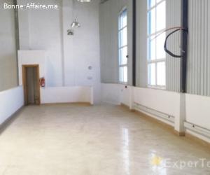 A louer — Bâtiments de stockage — 740 m² + 200 m² — ZI Bousk