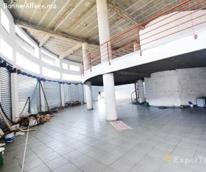 A louer —Local commercial 400m² — Aïn Sebaâ, Grand Casablanc