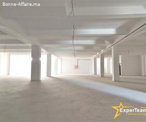A louer - local industriel – 1.460 m² - ZI Mohammedia
