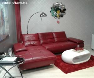 A louer manifique  appartement meublé neuf