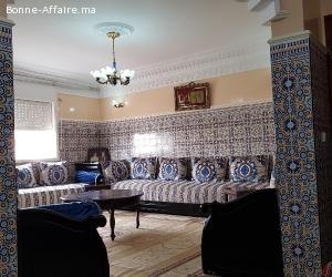 A vendre appartement meublé hay al azhar bernoussi