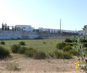 A vendre — Terrain Industriel 1 Ha — Bouskoura, Grand Casabl
