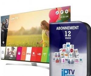 Abonnement IpTv QHD 4K 12 mois