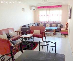 agréable appartement de 2 chambres à malabata