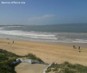 appart meublé à la plage Sidi Bouzid el jadida  avec piscine