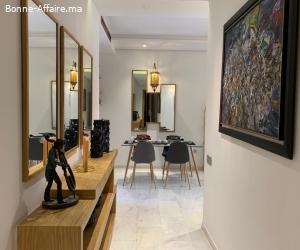 appartement 82 m² en vente à guéliz