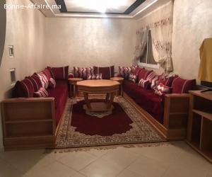 Appartement à louer la ville haute -kenitra