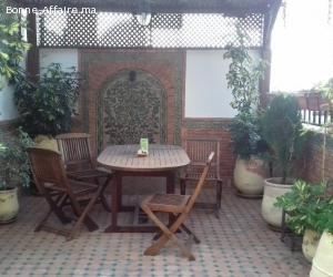 appartement a vendre 3pc avec terrasse