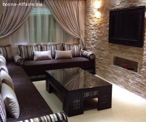 Appartement a vendre mueblé au Martil