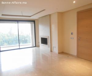Appartement de standing en location à Rabat hay riad