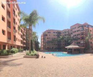 Appartement en location  à marrakech