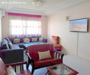 appartement magnifiquement meublé à louer par jour