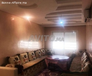 Appartement meublé à Haut Founty