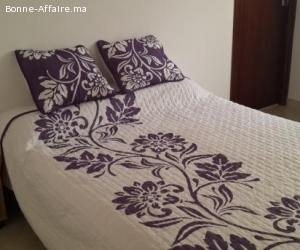 appartement meublé à Hay Riad,Rabat