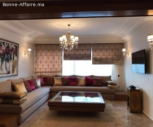 appartement meuble a louer 170m