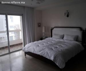 appartement meublé a louer à Agdal,Rabat