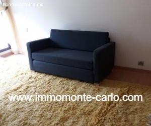 Appartement meublé  à louer à aux orangeraie de Souissi