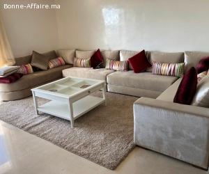 Appartement meublé à louer à Hay Riad Prestigia Ryad Al Anda