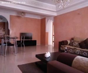 Appartement meublé à louer longue durée:Marrakech