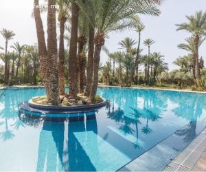 Appartement meublé à louer longue durée:Palmeraie:Marrakech