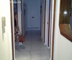 appartement meublé alouer à Agdal Rabat