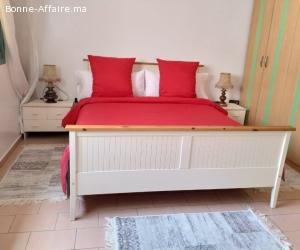 appartement meublé alouer,Haut Agdal,Rabat