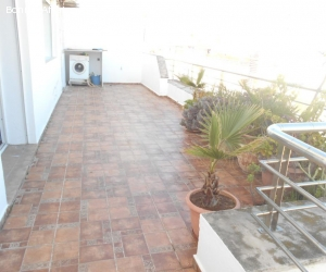 Appartement meublé avec terrasse en location à rabat agdal