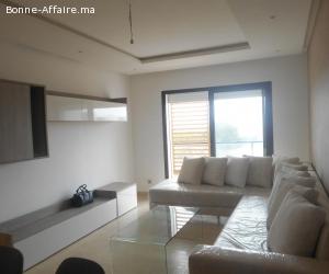 Appartement meublé de standing en location à Rabat hayriad