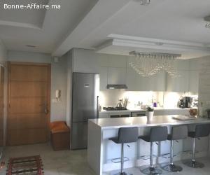Appartement meublé en location à temara el wifaq