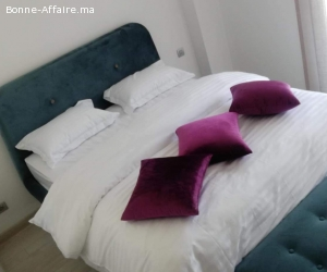 Appartement meublé neuve