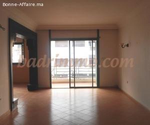Appartement spacieux à vendre en haut Agdal