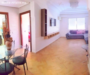 appartement tres bien meublé anfa