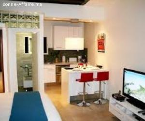 Appartements meublé à louer pour vacance