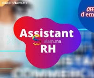 Assistants des ressources humaines