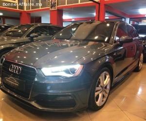 Audi A3 2014 Prix: 67.000 DH
