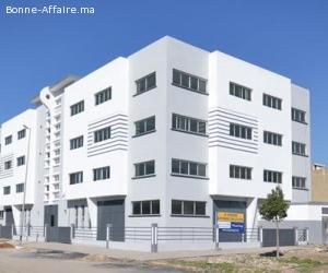 Bâtiment de production/stockage 4.900 m² à Mediouna
