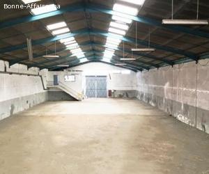 Bâtiment industriel 1.370 m² à Aïn Sebaâ Casablanca